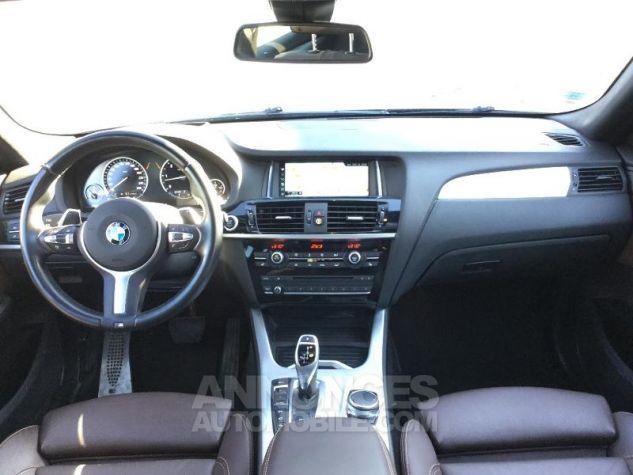 BMW X4 xDrive35dA 313ch M Sport Sophistograu metallise Occasion - 3