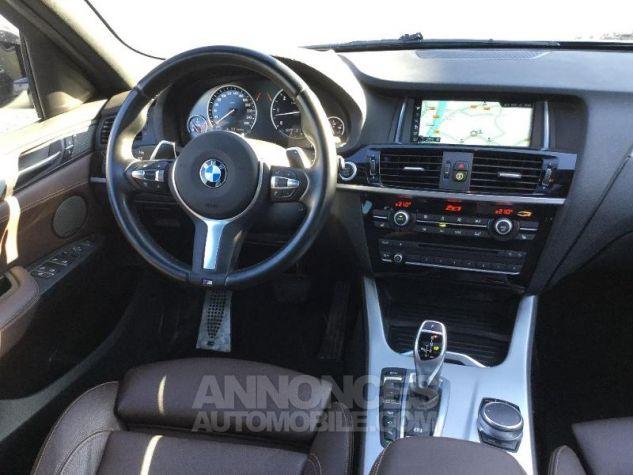 BMW X4 xDrive35dA 313ch M Sport Sophistograu metallise Occasion - 4