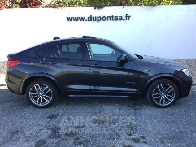 BMW X4 xDrive35dA 313ch M Sport Sophistograu metallise Occasion - 11