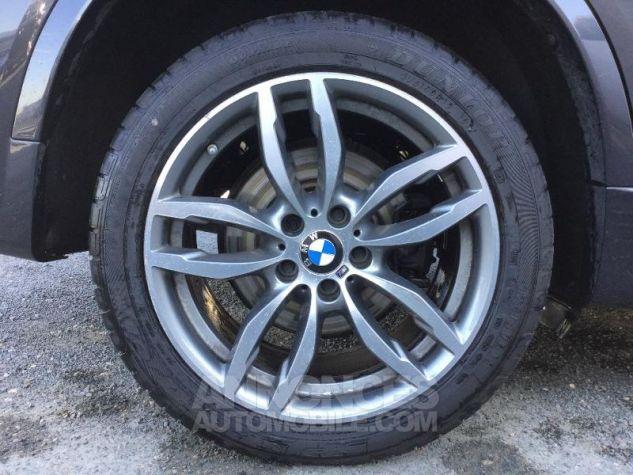 BMW X4 xDrive35dA 313ch M Sport Sophistograu metallise Occasion - 13