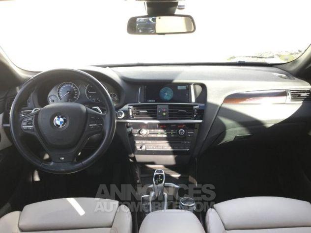 BMW X4 xDrive35dA 313ch xLine Tiefseeblau metallise Occasion - 3