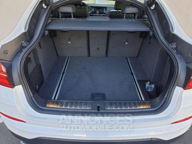BMW X4 xDrive35dA 313ch xLine Mineralweiss Occasion - 7