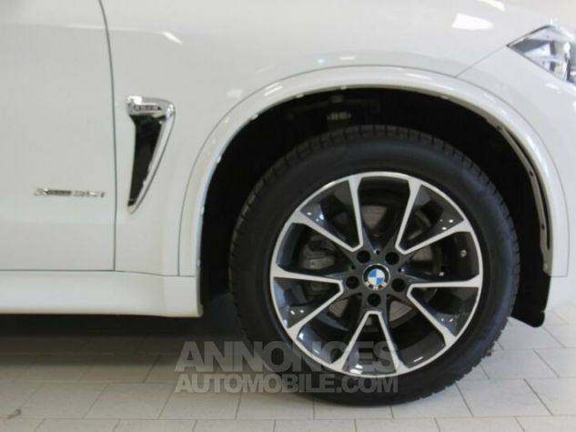 BMW X5 35i xDrive pack M Blanc alpin Occasion - 2