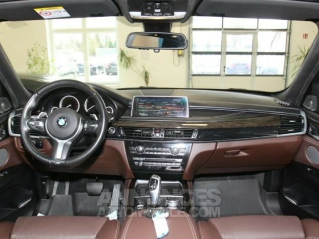 BMW X5 35i xDrive pack M Blanc alpin Occasion - 4