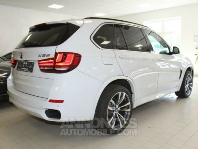 BMW X5 35i xDrive pack M Blanc alpin Occasion - 6
