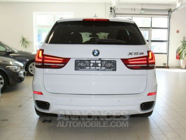 BMW X5 35i xDrive pack M Blanc alpin Occasion - 7