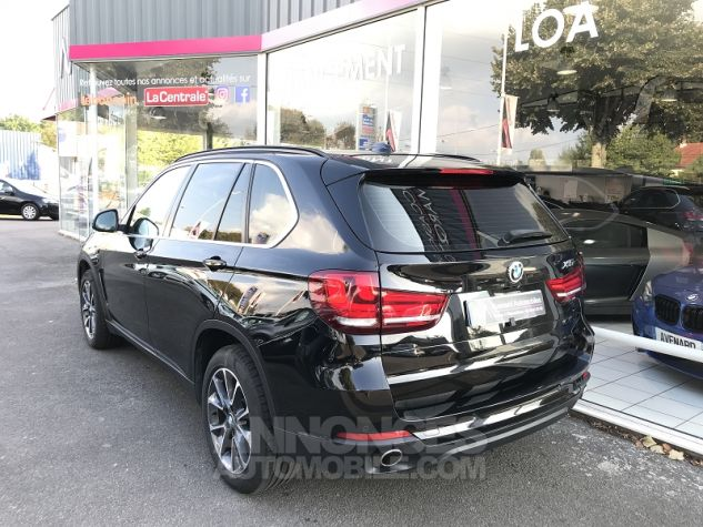 BMW X5 (F15) XDRIVE25DA 218CH LOUNGE PLUS Noir Occasion - 19