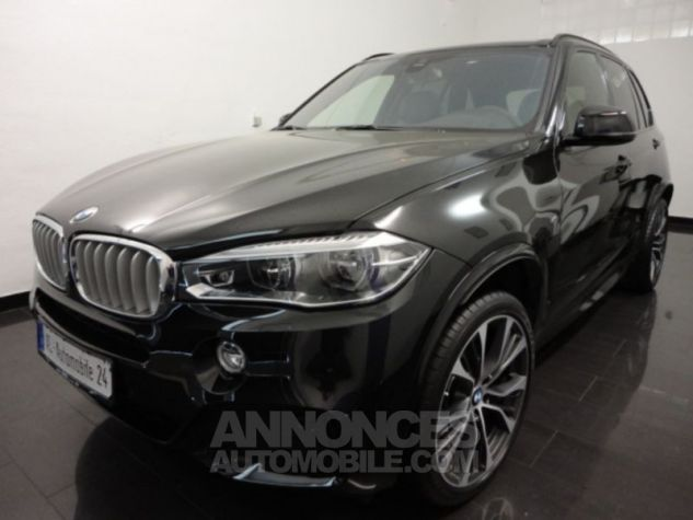 BMW X5 F15 XDRIVE40DA 313CH M SPORT NOIR Occasion - 0