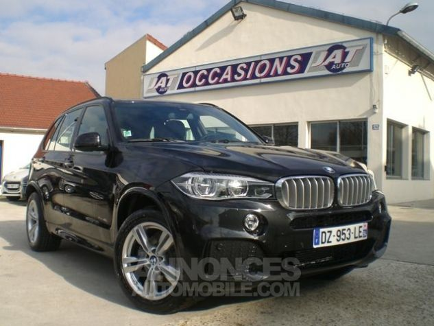 BMW X5 F15 XDRIVE40EA 313CH EXCLUSIVE NOIR Occasion - 0