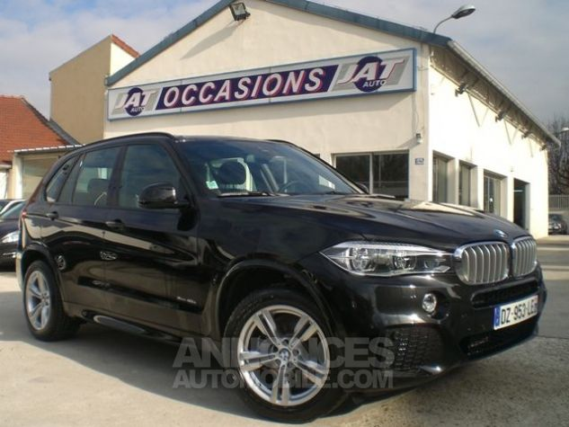 BMW X5 F15 XDRIVE40EA 313CH EXCLUSIVE NOIR Occasion - 1