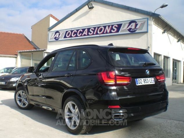 BMW X5 F15 XDRIVE40EA 313CH EXCLUSIVE NOIR Occasion - 8
