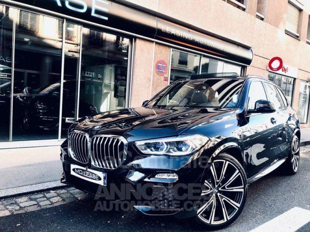 BMW X5 (G05) XDRIVE 45E 394 HYBRIDE M SPORT BVA8 Noir Metal Leasing - 0