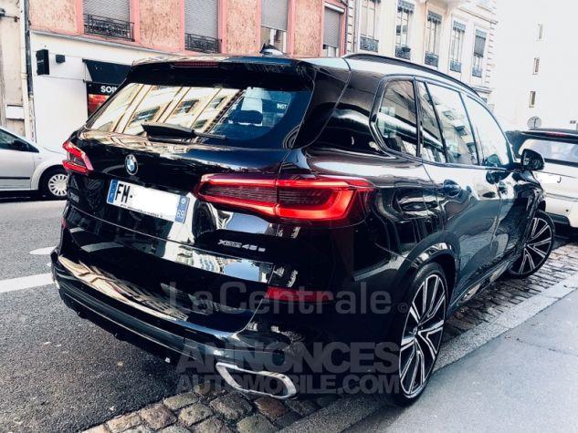 BMW X5 (G05) XDRIVE 45E 394 HYBRIDE M SPORT BVA8 Noir Metal Leasing - 1