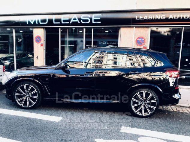 BMW X5 (G05) XDRIVE 45E 394 HYBRIDE M SPORT BVA8 Noir Metal Leasing - 9