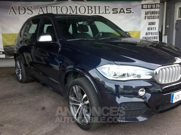 BMW X5 M50D 381CH Noir Occasion - 0