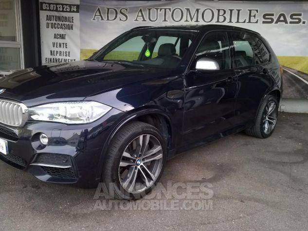 BMW X5 M50D 381CH Noir Occasion - 1