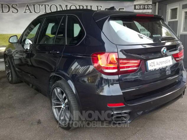 BMW X5 M50D 381CH Noir Occasion - 5