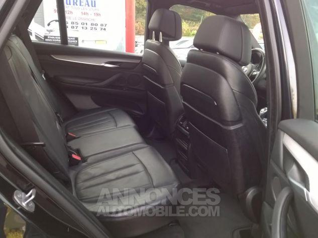 BMW X5 M50D 381CH Noir Occasion - 8