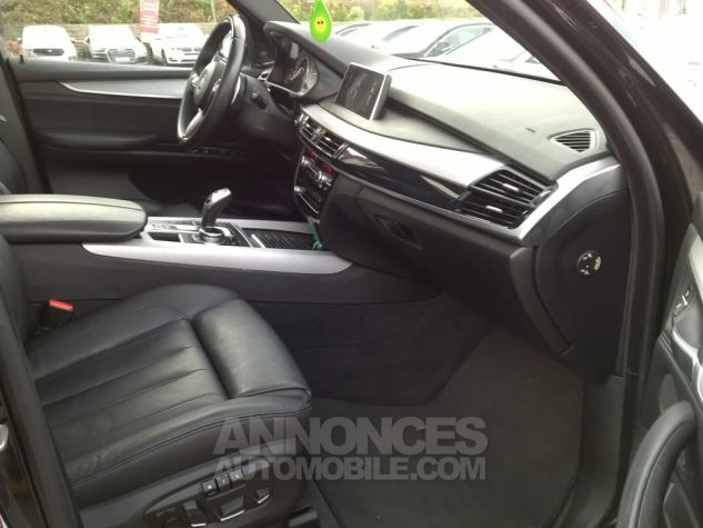 BMW X5 M50D 381CH Noir Occasion - 9