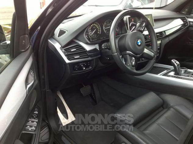 BMW X5 M50D 381CH Noir Occasion - 13