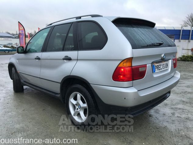 BMW X5 Pack Luxe Gris Occasion - 3