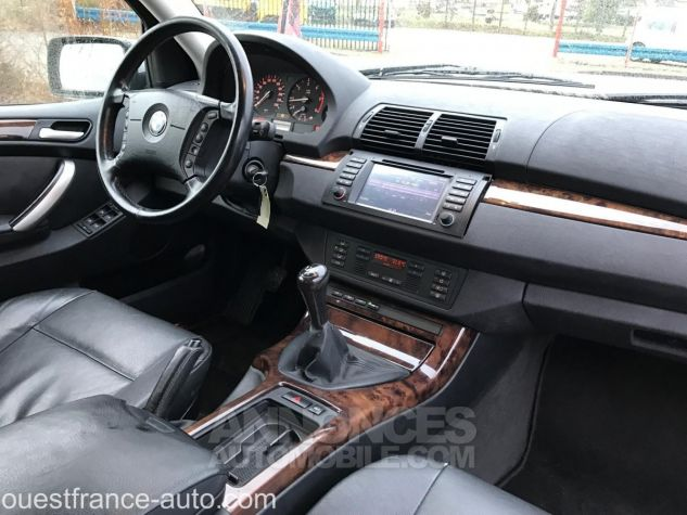 BMW X5 Pack Luxe Gris Occasion - 7