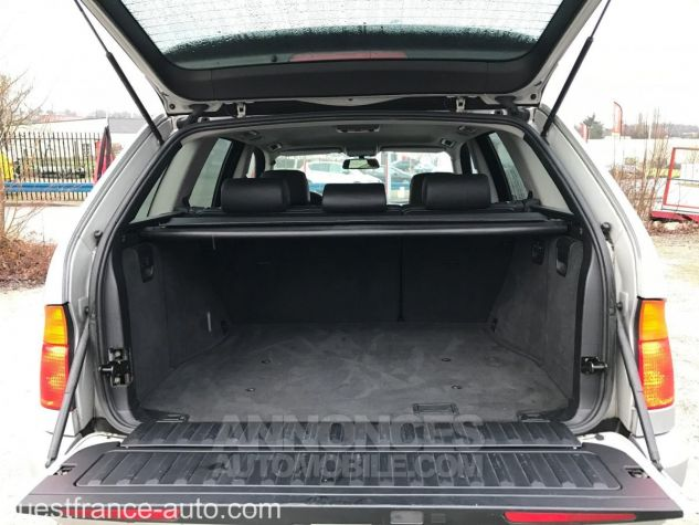 BMW X5 Pack Luxe Gris Occasion - 9