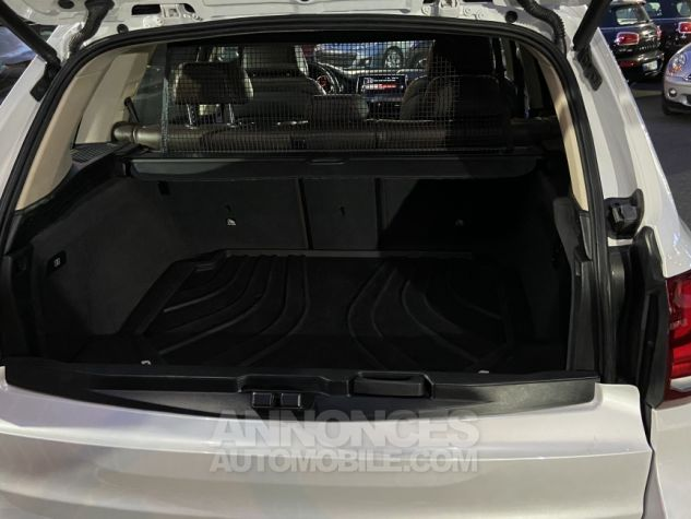 BMW X5 X-drive 40e 313 ch BVA8 Exclusive BVA8 BLANC Occasion - 8