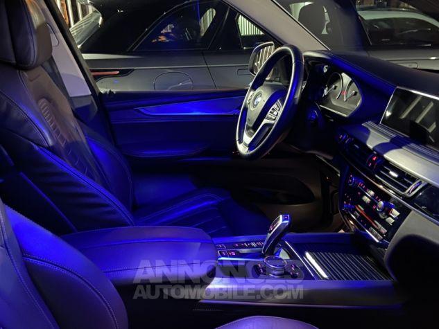 BMW X5 X-drive 40e 313 ch BVA8 Exclusive BVA8 BLANC Occasion - 12