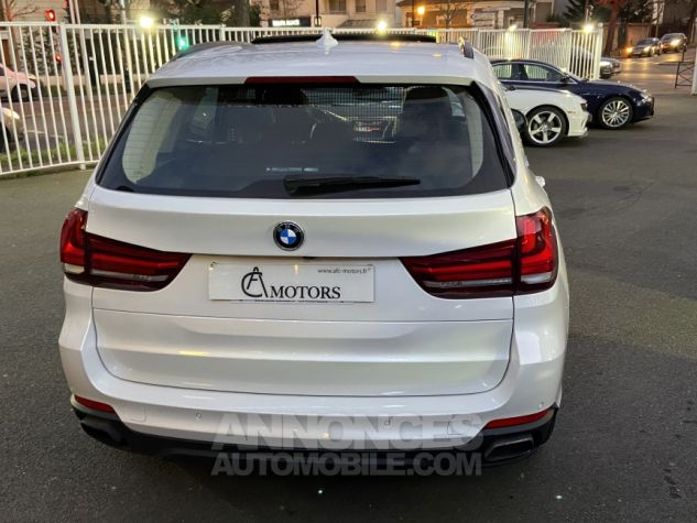 BMW X5 X-drive 40e 313 ch BVA8 Exclusive BVA8 BLANC Occasion - 16