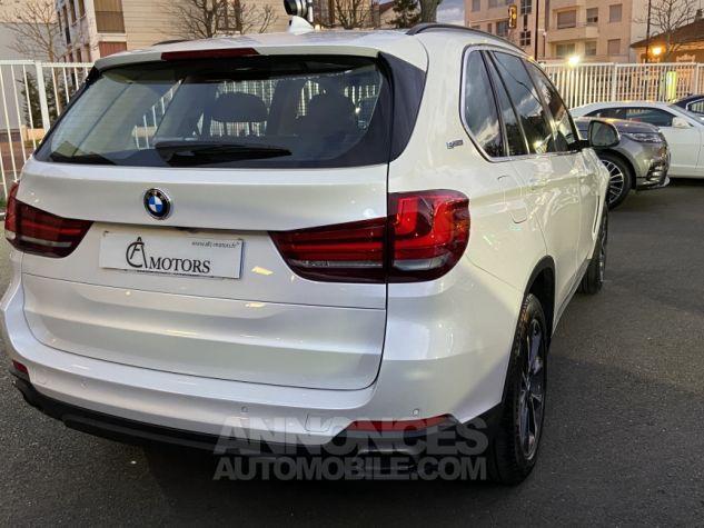 BMW X5 X-drive 40e 313 ch BVA8 Exclusive BVA8 BLANC Occasion - 17