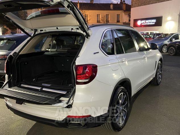 BMW X5 X-drive 40e 313 ch BVA8 Exclusive BVA8 BLANC Occasion - 18