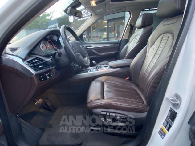 BMW X5 X-drive 40e 313 ch BVA8 Exclusive BVA8 BLANC Occasion - 20