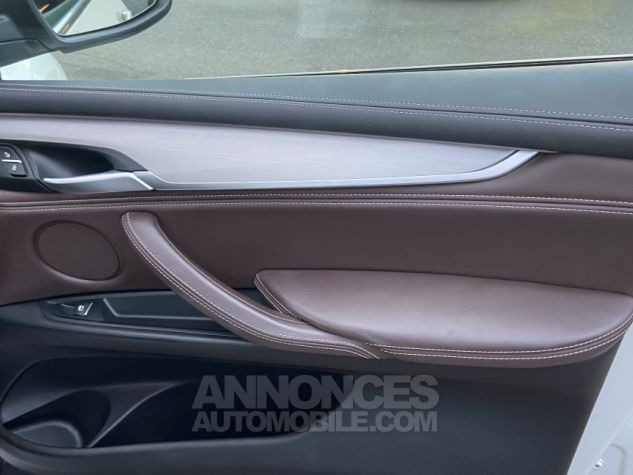 BMW X5 X-drive 40e 313 ch BVA8 Exclusive BVA8 BLANC Occasion - 27