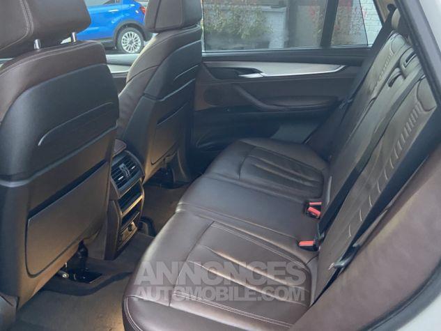 BMW X5 X-drive 40e 313 ch BVA8 Exclusive BVA8 BLANC Occasion - 28