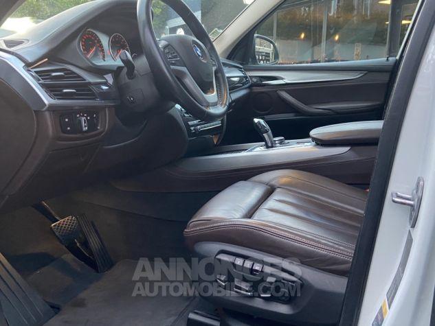 BMW X5 X-drive 40e 313 ch BVA8 Exclusive BVA8 BLANC Occasion - 29