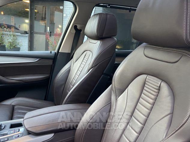 BMW X5 X-drive 40e 313 ch BVA8 Exclusive BVA8 BLANC Occasion - 30