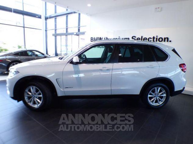 BMW X5 xDrive25dA 231ch Lounge Plus Alpinweiss uni Occasion - 2