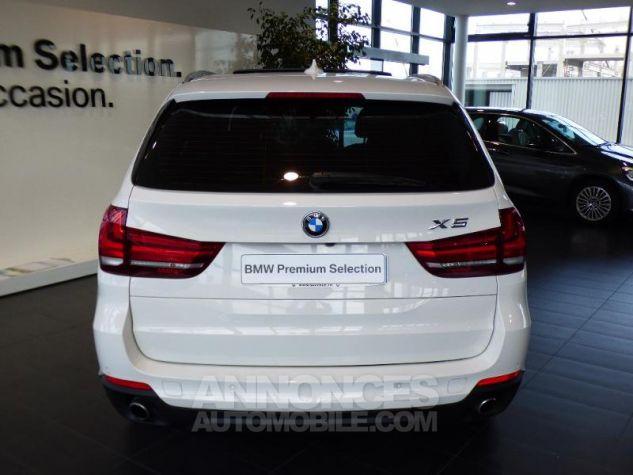BMW X5 xDrive25dA 231ch Lounge Plus Alpinweiss uni Occasion - 4