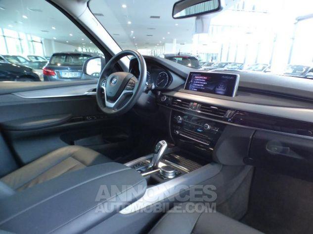 BMW X5 xDrive25dA 231ch Lounge Plus Alpinweiss uni Occasion - 7