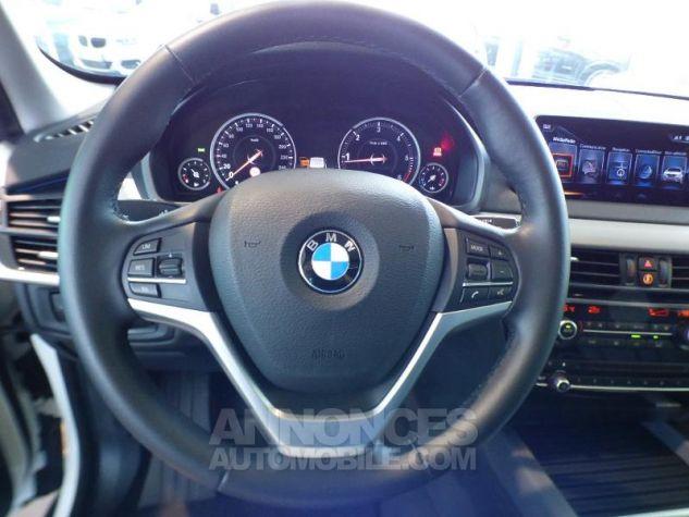 BMW X5 xDrive25dA 231ch Lounge Plus Alpinweiss uni Occasion - 10