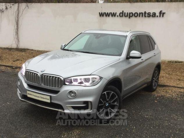 BMW X5 xDrive25dA 231ch xLine GRIS Occasion - 0