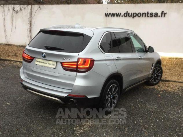 BMW X5 xDrive25dA 231ch xLine GRIS Occasion - 1