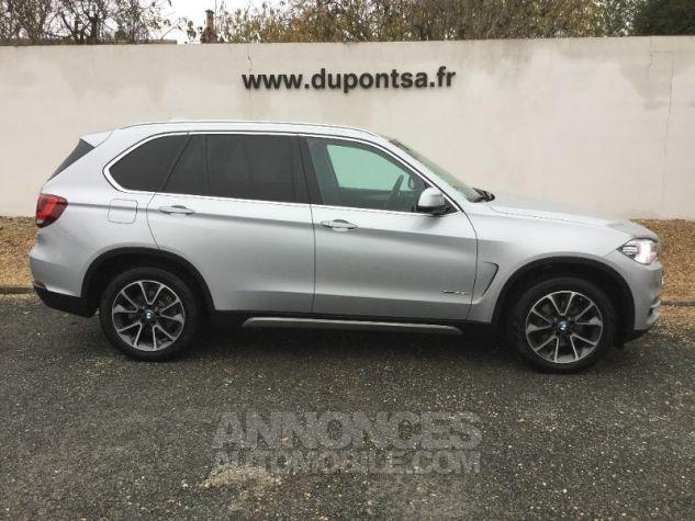 BMW X5 xDrive25dA 231ch xLine GRIS Occasion - 9