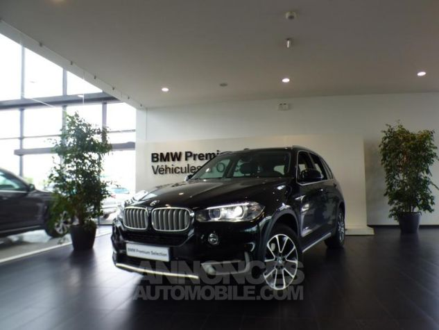BMW X5 xDrive25dA 231ch xLine SAPHIR SCHWARZ Occasion - 0
