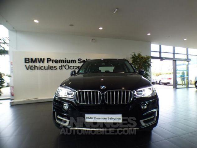 BMW X5 xDrive25dA 231ch xLine SAPHIR SCHWARZ Occasion - 3
