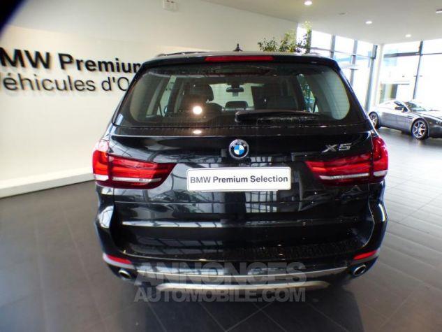 BMW X5 xDrive25dA 231ch xLine SAPHIR SCHWARZ Occasion - 4
