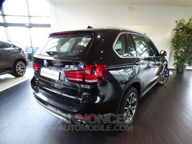 BMW X5 xDrive25dA 231ch xLine SAPHIR SCHWARZ Occasion - 5