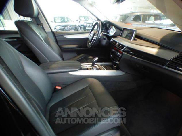 BMW X5 xDrive25dA 231ch xLine SAPHIR SCHWARZ Occasion - 8