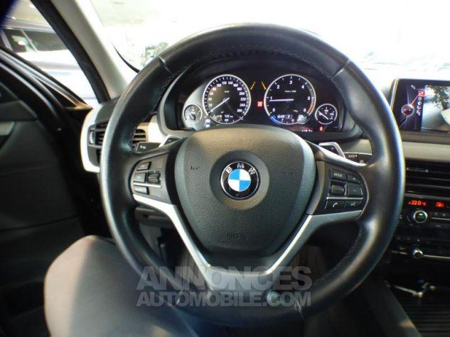 BMW X5 xDrive25dA 231ch xLine SAPHIR SCHWARZ Occasion - 13